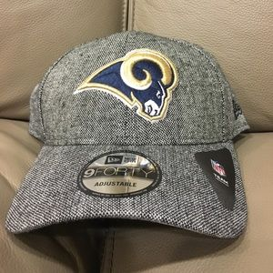 Other - L.A Rams Ash Gray Snapback